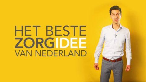 Vijf idee n strijden in finale het beste zorgidee - Ideeen inzendingen ...