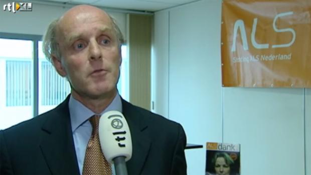 Eric Nolet. Screenshot van RTL Nieuws.